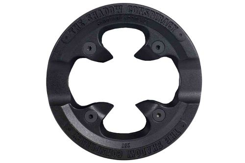 Shadow Sabotage Sprocket Replacement Guard - Black 25 Tooth